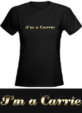 Carrie Bradshaw t-shirt