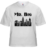Mr. Big t-shirt