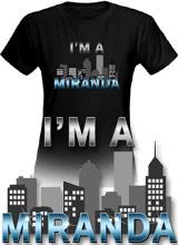 Miranda tee