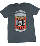 duff beer simpsons t-shirts