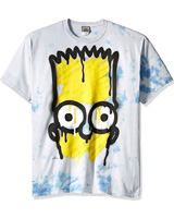 Simpsons costume tees