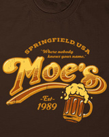 moes tavern simpsons t-shirts