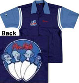 pin pal simpsons bowling shirt