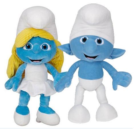 Plush Smurfs Toys