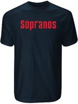 logo sopranos t-shirt