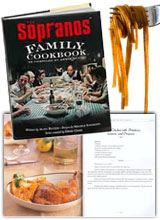 sopranos cook book