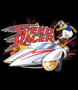 Speed Jump in the Car tee