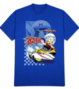 logo speed racer t-shirt