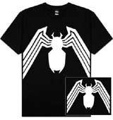 Spider-Man Venom t-shirt