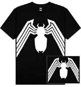 9d63bf1e9c73 Spider-Man t-shirts - Venom t-shirt, Hoodie, Spider-Man Costumes