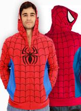 Amazing Spider-Man Costume Hoodie