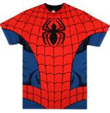 Spider-Man costume tee