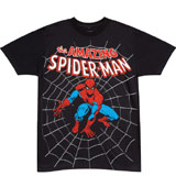 Amazing Spider-Man t-shirts