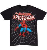 Amazing Spider-Man t-shirts