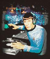 DJ Spock t-shirt