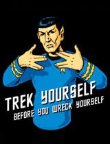 Star Trek Animated Series tee