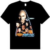 Star Trek The Next Generation tee