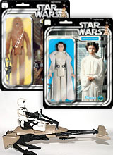 Vintage Star Wars Action Figures and Toys