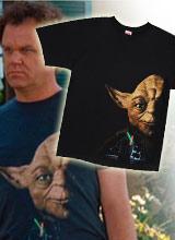 Step Brothers Yoda tee