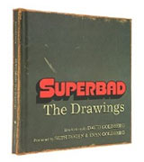 Seth Notebook Superbad Drawings