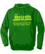 I Am McLovin Hoodie