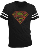 dc comics superman t-shirt