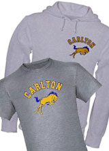 Carlton School for the Deaf Mustangs Merchandise