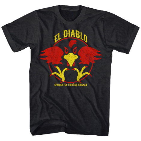 el diablo fighting chicken