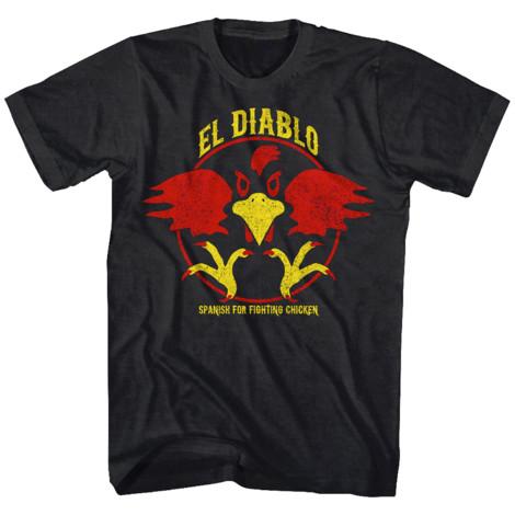el diablo fighting chicken