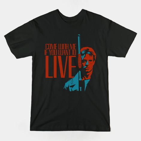 Terminator Kyle shirt