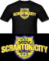 Scrantonicity tees
