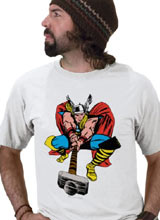 Marvel Comics shirt