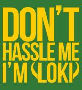 Loki Thor shirt