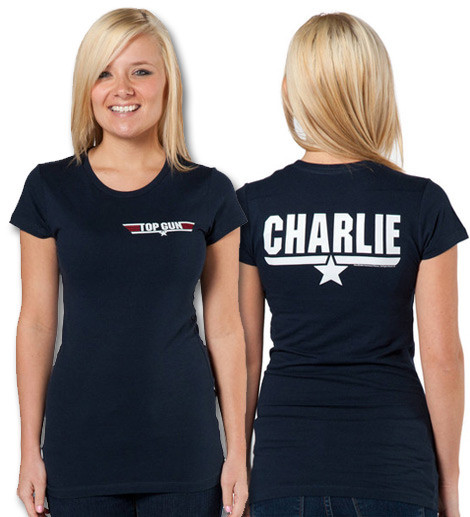 Charlie t-shirt
