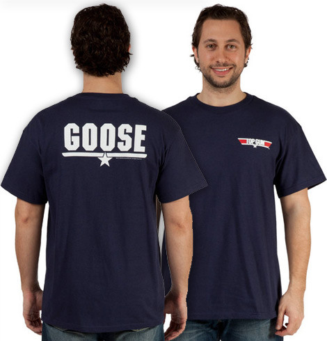 Goose Top Gun t-shirt
