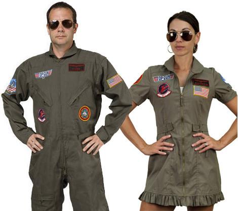 Top Gun Costumes