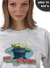 Alien Toy Story tee