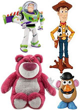 Toy Story Action Figures Lotso Stuffed Animal