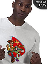 Buzz and Woody tee