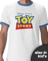 Logo Toy Story tee