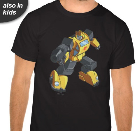 Bumblebee Transformers T-Shirt