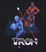 Tron Battle shirt