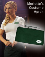 Merlotte's True Blood Sookie Costume Apron