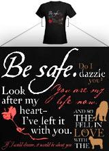 Edward Cullen t-shirt