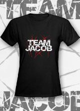 twilight team jacob shirt