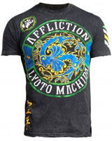 Affliction UFC shirt