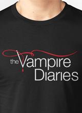 Vampire Diaries tee