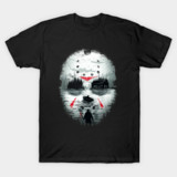 Friday the 13th t-shirt Jason's Nirvana