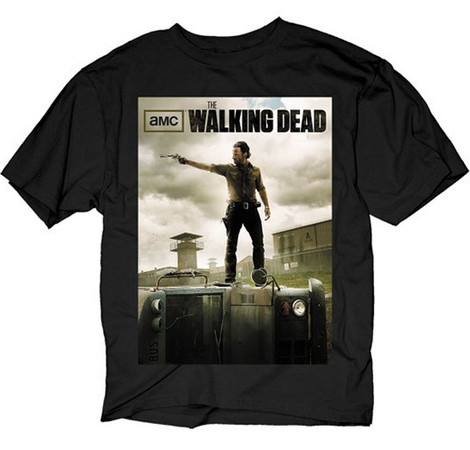 Walking Dead AMC tee
