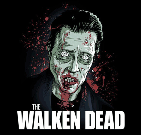 Walken Dead t-shirt